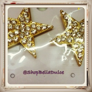 Studded Earrings at BD Clothing Boutique
