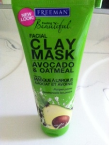 Freeman Feeling Beautiful Clay Mask Avocado & Oatmeal