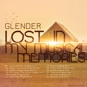 Glender-Lost in My Musical Memories