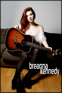 Singer-Songwriter Breanna Kennedy