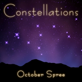 October Spree Constellations